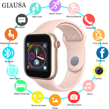 Smart Watch Men Women with SIM Card Camera Bluetooth Call Pedometer Message Reminder Phone Watch For Apple Android amazfit gtr new arrival m26 smart watch bluetooth v4 2 music player pedometer message call reminder anti lost wrist watch for iphone android