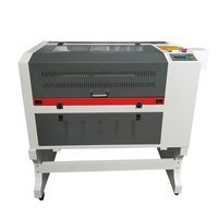 JNHXSK 100W W2 Reci Co2 Laser Cnc 4060 Laser Engraving Cutter Machine Laser Marking Machine Mini Laser Engraver Cnc Router Diy