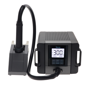 Image 1 - RAPIDO TR1300A intelligente stazione di saldatura ad aria calda del telefono mobile di riparazione pistola ad aria calda di saldatura demolizione 1300W stazione di rilavorazione