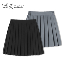 Cospaly Hermione Granger Skirt Anime Potter Hermione Short Pleated Wool Skirt Costume