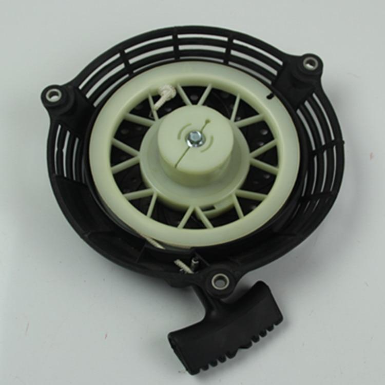 1P61 Starter assy fit for Honda lawn mower GXV160 grass cutter start rewind starter aftermarket spare parts replacement