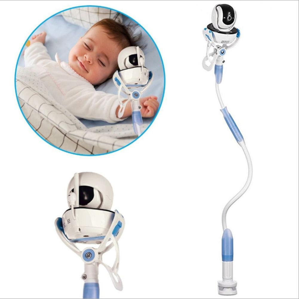 75cm Universal Baby Camera Mount, Infant Video Monitor Holder And Shelf - Flexible Camera Compatiblewith Most Baby Monitors X5