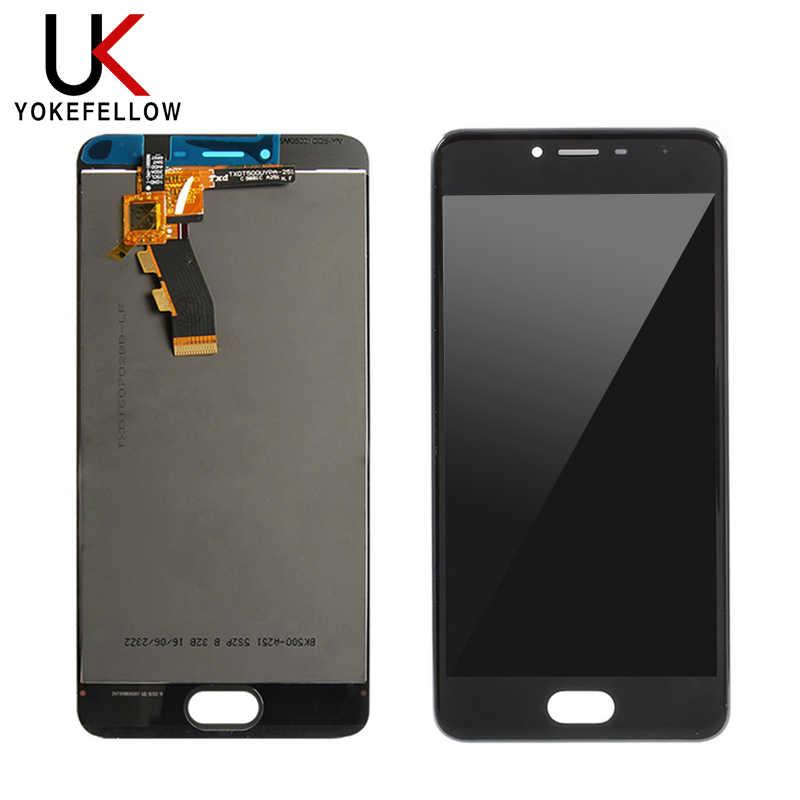 شاشات LCD للهواتف المحمول ل MEIZU M3S/M3S mini/Meilan 3S Y685H Y685Q شاشة الكريستال السائل مع الجمعية اللمس
