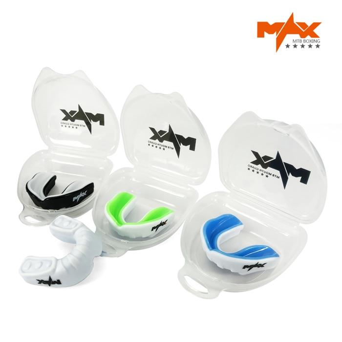 1 pçs eva esporte boca protetor de dente boxe protetor bucal cinta boxing protetor de dente protetor de basquete boxe karatê dentes p