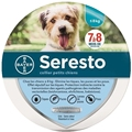 Оригинальный и аутентичный с Байер Seresto 8 месяцев блохи & Tick предупреждения ошейник для маленьких собак в наличии