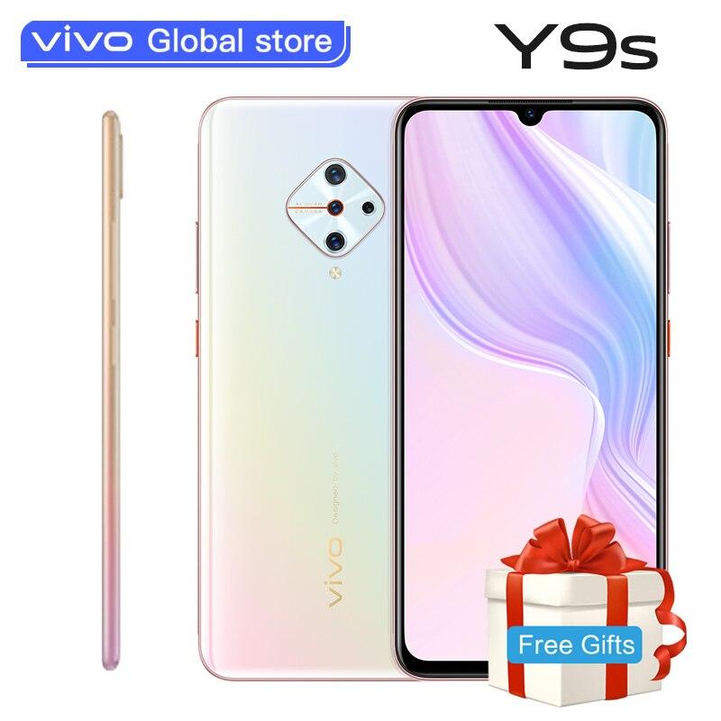 Мобильный телефон vivo Y9s, 8 Гб 128 ГБ, Snapdragon 665 Oct Core, 4500 мАч, 18 Вт, 6,38 дюйма, 32 Мп + 48 МП, 4 задних камеры, сотовые телефоны Android|Смартфоны и мобильные телефоны|   | АлиЭкспресс