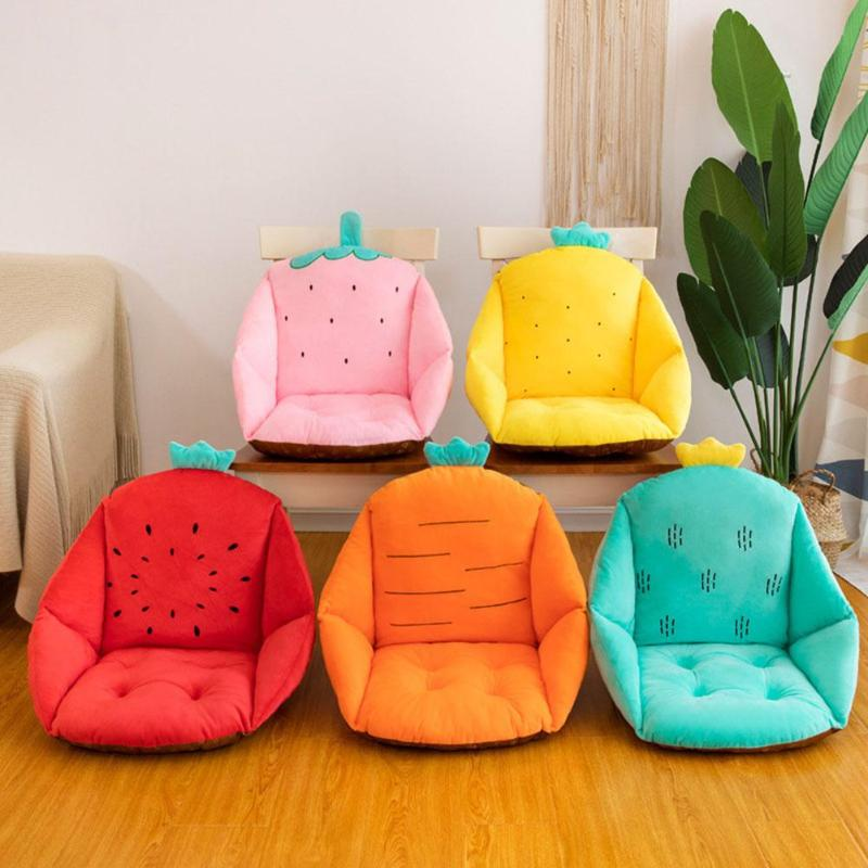 Baby Seats Sofa Support Cushion Thickened Cartoon Office Chair Seat Pad Car Cushion Toys For Children Adults Sofa Dropshipping