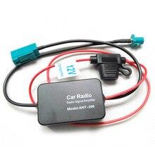 Antena samochodowa wzmacniacz sygnału radiowego Fm antena ANT 208 wzmacniacz sygnału radiowego Fm dla złącza