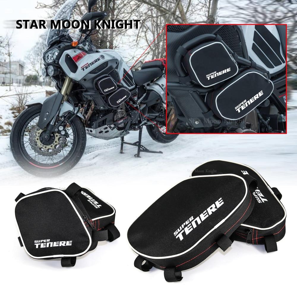 Противоударная бампер для мотоцикла, водонепроницаемая сумка для ремонта бампера, сумка для установки для Yamaha XTZ1200 XT1200Z Super Tenere XTZ 1200