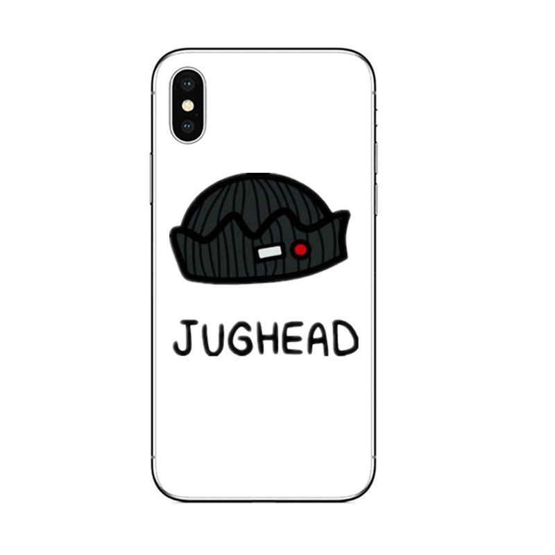 Американский ривердейл ТВ Jughead Jones Woz силиконовый чехол для телефона для Apple IPhone X XR XS MAX 6 6S 7 8 Plus 5 5S SE Jughead чехол