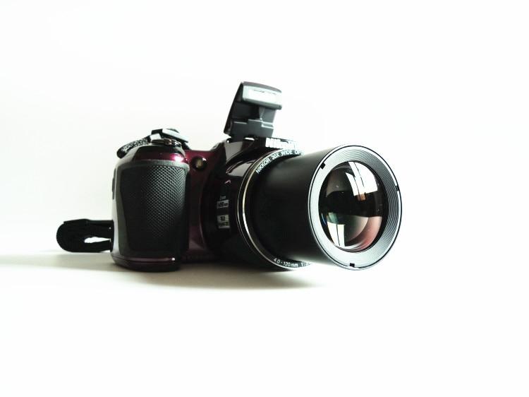 USED special price Nikon Digital Camera COOLPIX L810 26x megazoom point-and-shoot CCD sensor