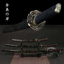 Tanto Wakizashi Katana Real Steel Japanese Samurai Swords Handforged Blade Full Tang Antique Knifes New Arrival