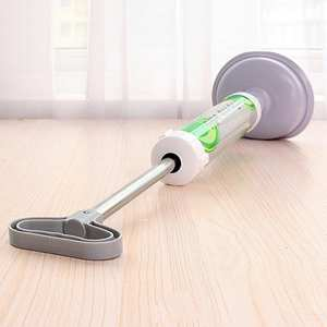 Sink-Pipe Dredger-Cleaner Toilet-Dredger Drain Clog-Remover Plunger Powerful Suction
