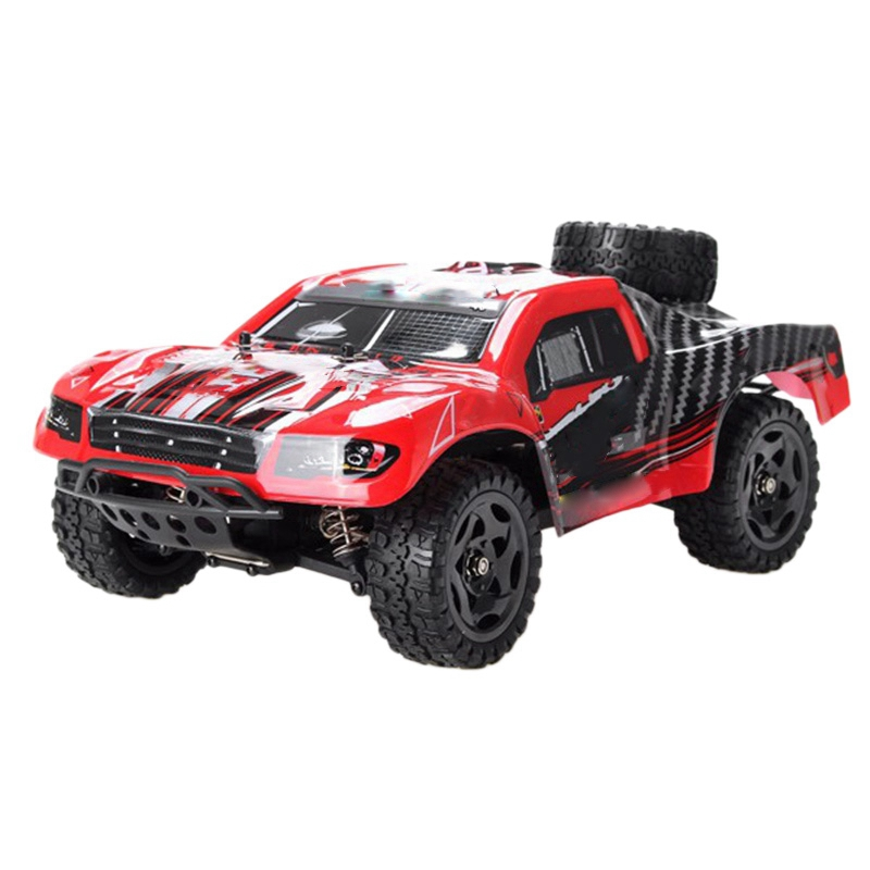 1621 1/16 Electric 4Wd 2.4G Remote Control Brushless Off-Road Truck-Red Eu Plug