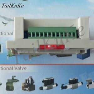 Image 2 - ET 1 D24 XA X zawór proporcjonalny wzmacniacz, wysokiej precyzji zawór proporcjonalny kontroler, Plus lub Minus 1% grzywny
