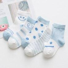 Soft Socks Boy Kids Children Mesh Spring Newborn Girl Baby Infant Cotton Cartoon Fashion