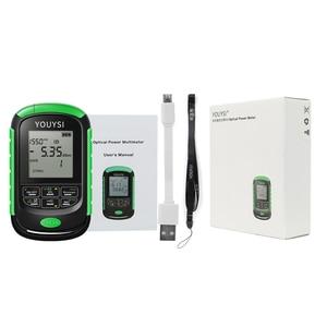 Image 5 - Medidor de potencia óptica multifunción Mini4 en 1, Cable de prueba de red, localizador Visual de fallos, 5km, 15km, 30km, Led, novedad