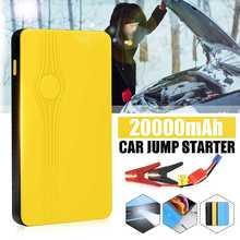 Car-Jump-Starter Battery Power-Bank Emergency-Charger-Booster 12v 20000mah Multi-Function