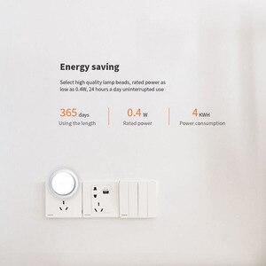 Image 3 - Yeelight lampka nocna z żarówką LED dla dzieci z czujnikiem światłoczułym inteligentna ściana lampa do korytarza sypialnia główna