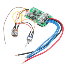 1pc Brand New DC 12V 36V 500W High Power Brushless Motor Controller Driver Board Assembled No Hall