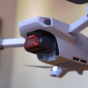 Image 5 - Набор профессиональных мини фильтров для объектива PGYTECH Mavic ND8/16/32/64 PL ND8/16/32/64, аксессуары для мини дрона DJI Mavic