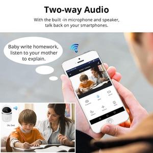 Image 4 - Tuya WiFi écho spectacle CCTV caméra 1080P Intercome Standard alarme de sécurité à domicile intelligente