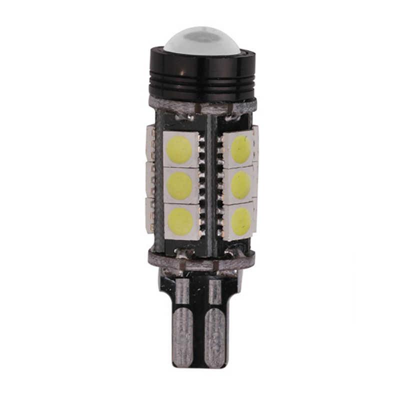 2 Pcs High Power T15 W16W 921 Mobil COB + 15 SMD 5050 LED Backup Reverse Lampu Auto Tinggi Xenon CANbus Ada Kesalahan DC 12V Mobil Styling
