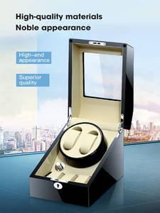 Watches-Box Rotator-Holder Winding Automatic 2 Storage-Case 3-Display-Organizer Silent-Operation