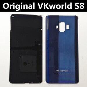 Image 1 - Orijinal LCD VKworld S8 5.99 dokunmatik LCD ekran ekran + arka kapak pil konut Digitizer meclisi yedek aksesuarlar
