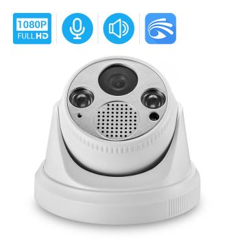Hamrolte Yoosee Wifi Camera HD 1080P Indoor Onvif  Wireless Camera Two-way Audio Motion Detection Remote Access SD Card Slot