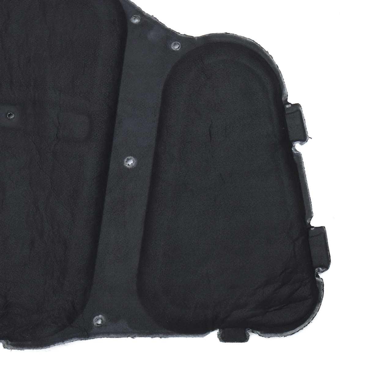Réduction du bruit coussin d'isolation voiture stéréo bruit isolation thermique insonorisé tapis de protection pour BMW E60 E61 525i 528i 530i - 4