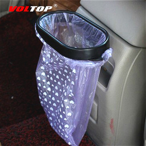 Image 2 - אשפה תיק מסגרת רכב פנים אביזרי עבור בנות רכב אשפה יכול קישוט תליון לוח מחוונים קישוט