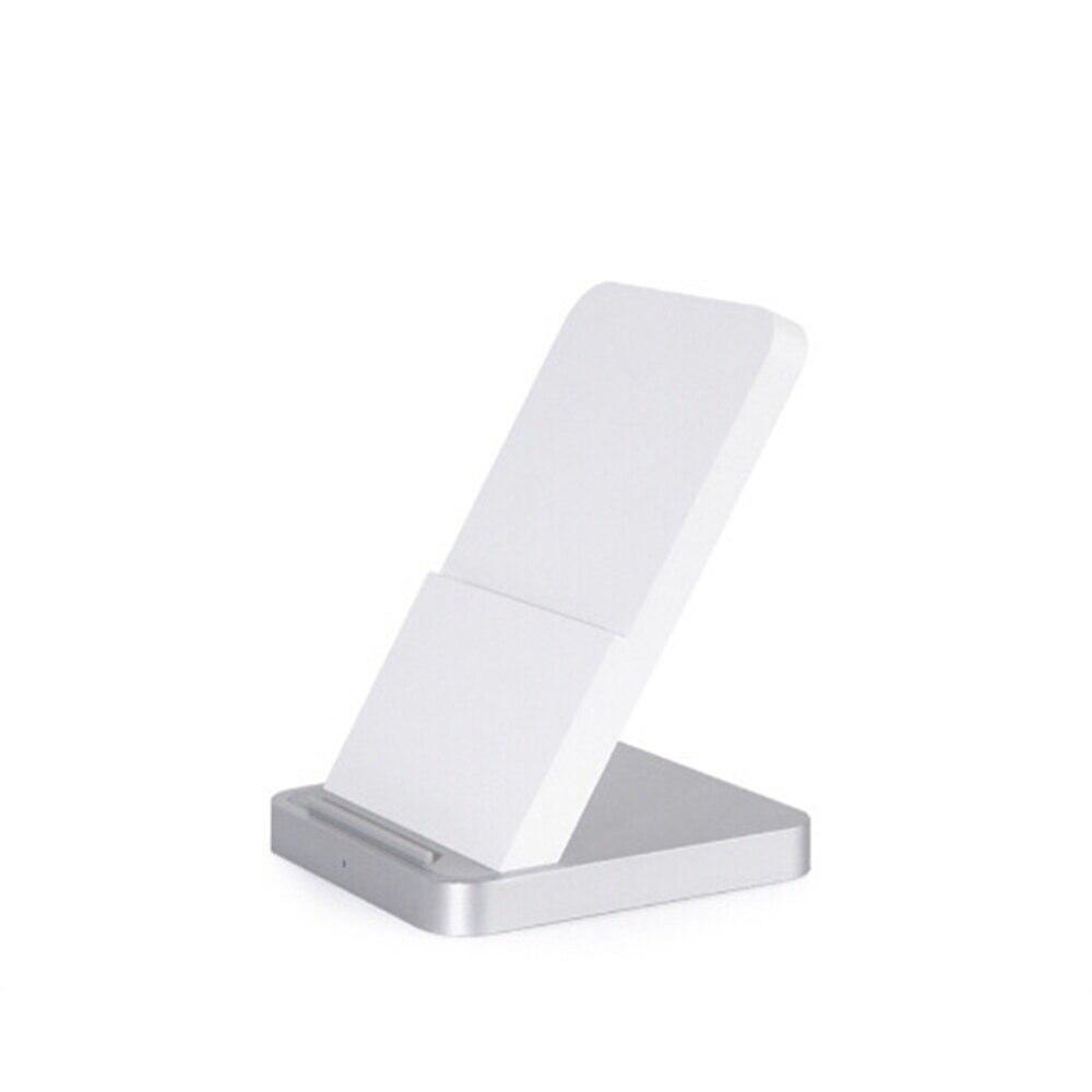 Para xiao mi vertical refrigerado a ar qi carregador sem fio 30 w com suporte MDY 11 EG para xiao mi 9pro 5g para iphone 11 pro max - 2