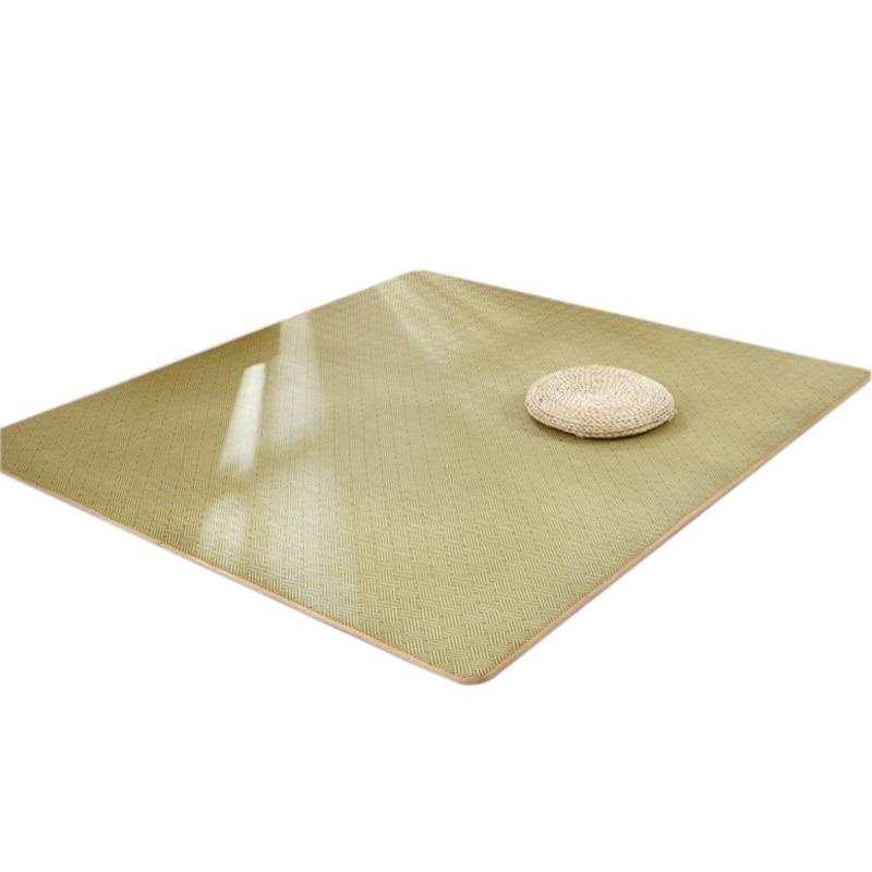 Lent arbre pliable Tatami tapis été tapis de couchage Cool rotin tapis bébé Playmat salon et chambre lit tapis maison