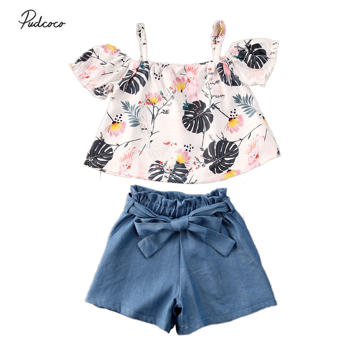 Toddler Baby Girl Clothes Long Sleeve Cotton Linen Button Dress Shirt Top with Pockets Outfit