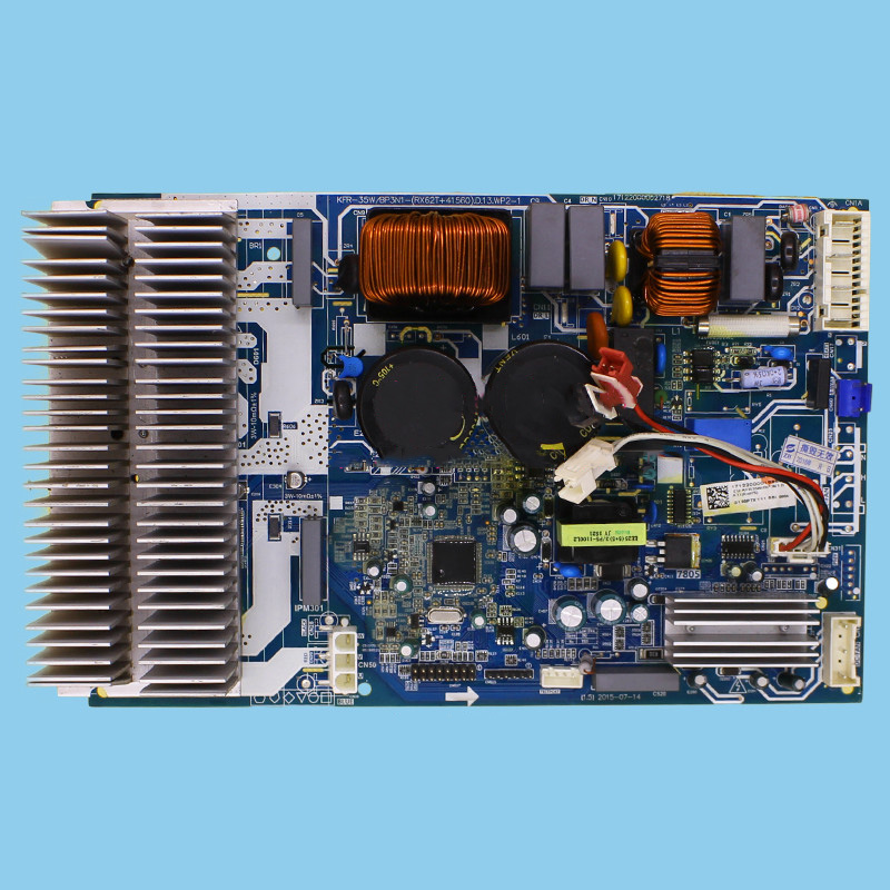 For Air Conditioning Computer Board Circuit Board KFR-35W KFR-35W/BP3N1 KFR-35W/BP3N1-(RX62T+41560).D.13.WP2-1 Good Working
