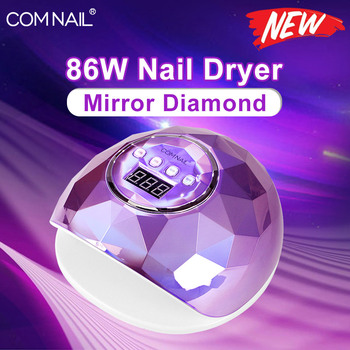 86W UV Lamp for Manicure Nail Dryer Pro UV LED Gel Nail Lamp Fast Curing Gel Polish Ice Lamp for Nail Manicure Machine 1