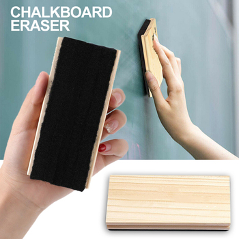 School Supplies Wool Felt Teaching Practical Chalkboard Duster Whiteboard Eraser