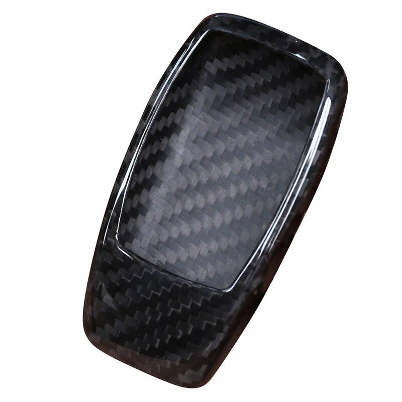 Real Carbon Fiber Car Key Shell Cover Trim For Mercedes Benz W222 S Class E Class W213 C Class W205 Glc X253|Key Case for Car| |  - title=
