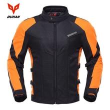 цены DUHAN motorcycle jacket men  equipment  summer Breathable  Motorbike Jacket Motocross Off-Road Jaqueta  Cloth Racing Moto