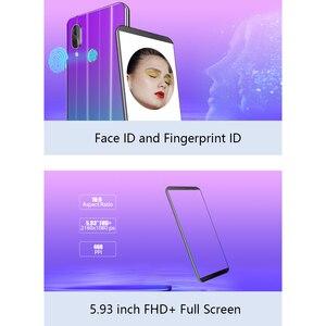 "Image 3 - Cubot X19 S Smartphone Helio P23 octa core double caméra 16MP 5.93 ""2160*1080 FHD + Face ID 4000mAh grande batterie 4GB + 32GB 4G LTE"