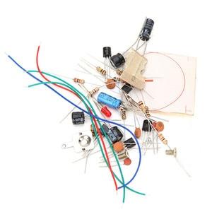 Image 5 - LEORY AM רדיו ערכת למידה DIY אלקטרוני חבילת רדיו S66E S66D 6 טרנזיסטור Superheterodyne 530KHz ~ 1605KHz