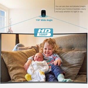 Image 5 - KERUI sans fil H.264 extérieur 1080 P Full HD 2.4G WiFi 18650 batterie IP caméra intérieure de Surveillance de sécurité à domicile caméra de IR CUT