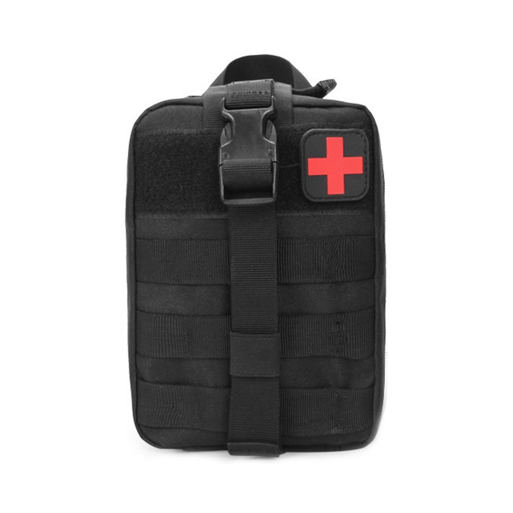 Outdoor Tactical Medical Bag Travel First Aid Kit Multifunctional Waist Pack Camping Climbing Bag Emergency Case Survival Kit