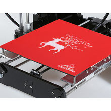 Build Sheet Hot Bed Surface Sticker for Wanhao i3 Anet A8 A6 Ender-3 Tarantula 3D Printer SP99(China)