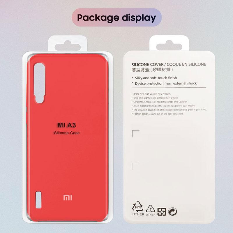 Image 5 - Xiaomi Mi A3 Case Redmi Note 8 Pro 7 5 7A Soft Liquid Silicone Back Cover Xiaomi Mi 9T 9 8 SE Mix 3 A2 Lite 6 6X CC9 CC9E Case-in Fitted Cases from Cellphones & Telecommunications