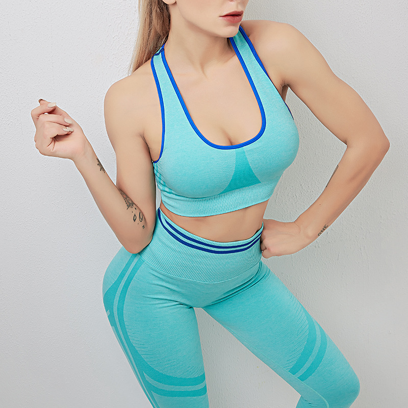 Workout Clothes for Women Breathable Yoga Set Fitness Clothing Sports Wear for Women Gym Active Wear Ropa Deportiva Mujer Gym