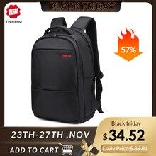 Kadın erkek sırt çantası Tigernu marka büyük kapasiteli 17 inç laptop sırt çantası erkekler rahat iş mochila çantası okul sırt çantası
