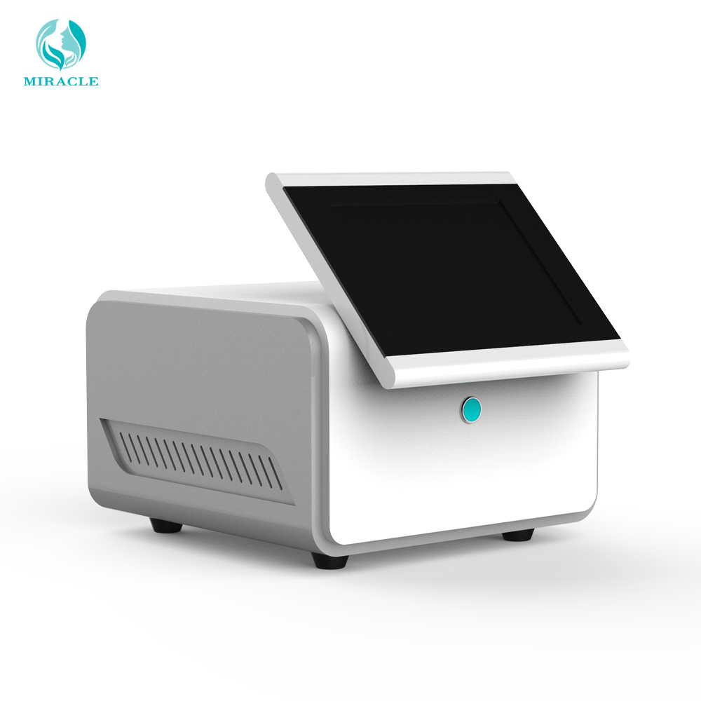 2020 Hot Selling Relieves Redness Fractional RF Microneedle Facial Care Skin Rejuvenation Beauty Machine