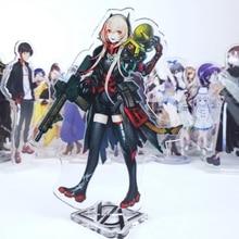 Japan Anime  S2  Cosplay Double Side Acrylic Stand Figure Model Plate Desk Decor